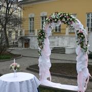 Цветочные арки фото