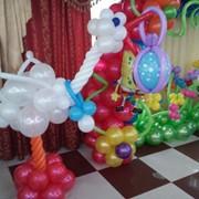 Оформление детского праздника фото