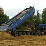 Аренда самосвала 45 тонн в Свердловской области