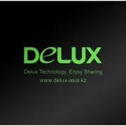 Delux коврик для мыши, Чёрный фото