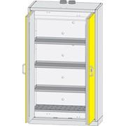 Специализированные лабораторные шкафы для хранения ЛВЖ PRO-Dueperthal 193000 фото