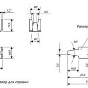 Штампы холодной штамповки для производства скоб фото