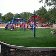Газон для детских площадок фото