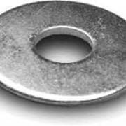 Шайба усиленная DIN9021, диаметр резьбы Мб фото