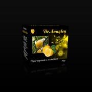 Чай черный с лимоном серии Naturel фото