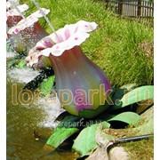 Скульптура Лилия фото