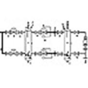 РЕГУЛЯТОРНАЯ ГРУППА СУГ 1 И 2 СТУПЕНИ с резервной веткой редуцирования и узлом учета газообразной фазы СУГ (500 кг/час). фото