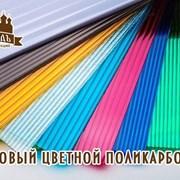 Сотовый-Поликарбонат фото