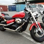 Мотоцикл чоппер No. B5727 Suzuki BOULEVARD 400 фото