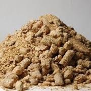Шрот подсолнечный гранулированный протеин 39% фото