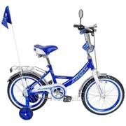 Детский велосипед RT BA Дельфин 14 KG1405 фото