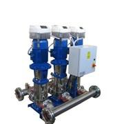 Автоматизированные установки повышения давления АУПД 2 MXHМ 205Е КР фото