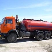 Аренда поливомоечной машины на базе КАМАЗ 4325 - ( фото