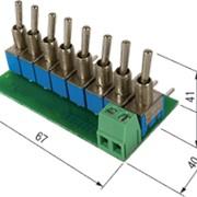 Эмулятор входных дискретных сигналов для ОВЕН ПЛК100 фото