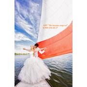 Свадебные прогулки на яхте в Волгограде фото