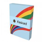 Бумага офисная Kaskad, А4, 250 л, бледно-голубой, 160 г, (LESSEBO PAPER AB) фото