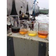Used oil recycling фото