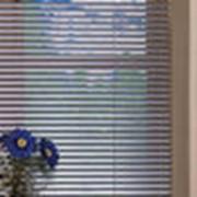 Жалюзи горизонтальные алюминиевые фото