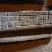 Колодка тормозная гребневая чугунная тип М локомотивная фото