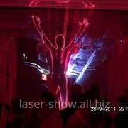 Лазерное шоу для юбилеев фото