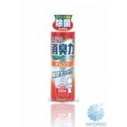 Спрей-освежитель воздуха ST Shoushuuriki для туалета с ароматом апельсина 330 мл. 4901070114276 фото