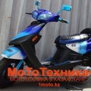Мопед Yadea Run 5, 125cc фото