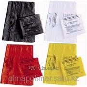 Пакеты для утилизации медицинских отходов фото