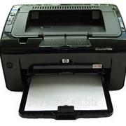 Принтер HP LaserJet P1102 фото