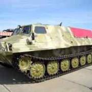 Гусеничный транспортер-тягач шесткатковый ГТ-ТБ фото