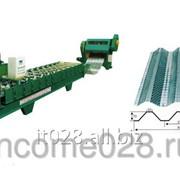Линия по производству перфорированного профлиста H-70 фото
