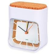 Часы настольные Cork фото