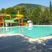 Детские плавательные бассейны, проектирование и строительство бассейнов. фото
