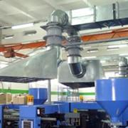 Фильтры для промышленной вентиляции/аспирации. фото