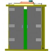 Вентиляционные двери фото