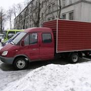 Прицепы фургоны фото