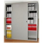 Металлические шкафы-купе архивные AL, ALS фото