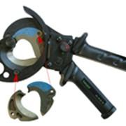 Резак для кабеля со сменными режущими сегментами Haupa фото