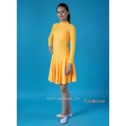 Платье спортивное для бальных танцев Р 2.91 Альера фото