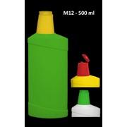 Бутылка пластиковая для бытовой химии М12