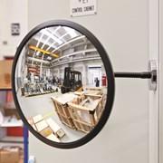Зеркала обзорные для помещений D 400мм фото