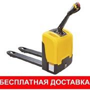 Тележка гидравлическая, электрическая H подъема до фото