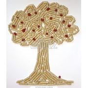 Пеллеты топливные из твердых пород дерева фото