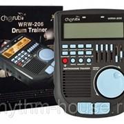 Ритм-машина для тренировок барабанщика +метроном CHERUB WRW-206 фото