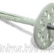 10х90 дюбель для теплоизоляции с металлическим гвоздем фото