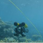 Беспилотный подводный аппарат с движителем колебательного типа фото
