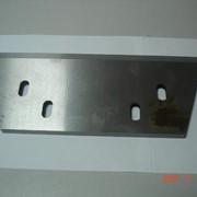 Ножи для рубительных машин фото