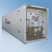 Рефрижераторный контейнер 40-футовые фото