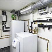 Монтаж теплотехнического оборудования фото