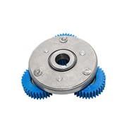 Обгонная муфта для двигателя электровелосипеда фото