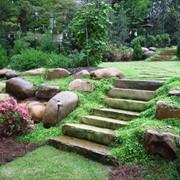 Ландшафтный дизайн в Астане фото